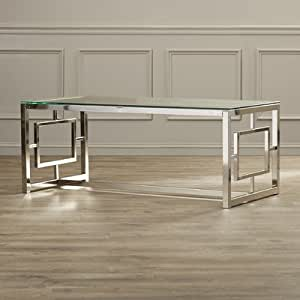 "Kaster Coffee Table, 19"" H x 47.25"" W x 23.75"" D"