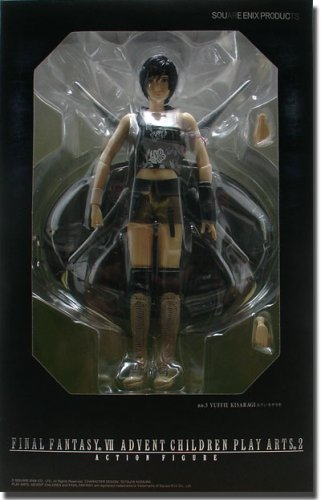 Final Fantasy VII Movie Advent Children Series 2 Action Figure Yuffie Kisaragi