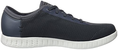 Skechers Uomo go Glide Grigio the charcoal Sneaker On effusive fYr4Y