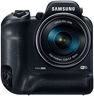 Samsung WB2200 negro/Smart Camera/WiFi/60 x zoom óptico/F2,8~5,9 ...