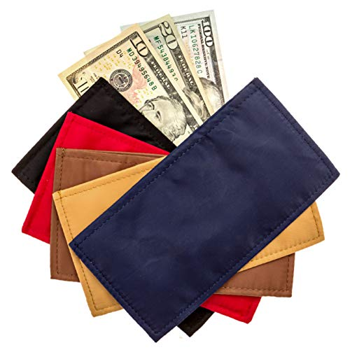 Magnetic Cash Budgeting Envelopes, Set of 5, Divide. Spend Save. Budget Your Way to Savings! -