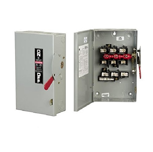 GE ENERGY INDUSTRIAL SOLUTIONS TG3221R 30A GD Out Safe Switch