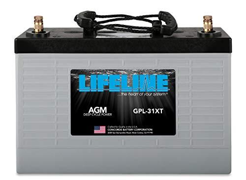 12v 125ah deep cycle battery - 5