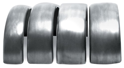 Kraft/Tech Flat Fenders - 6 Wide -