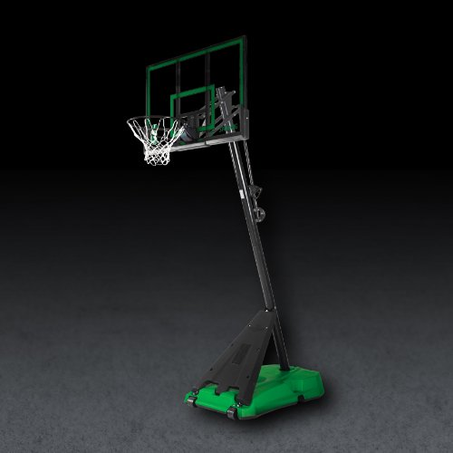 Spalding NBA Hercules Portable Basketball System - 50
