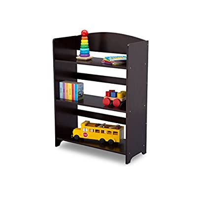 Delta Children MySize Bookshelf, Dark Chocolate: Baby