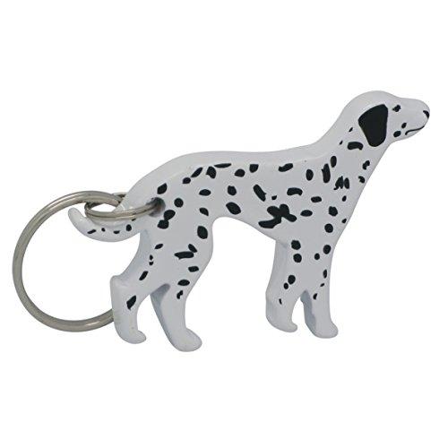 Ace Camp Bottle Opener Dalmatian - Dalmatian Keychain