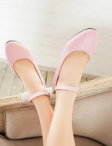 de mujer sint de zapatos piel PDX PwYq00