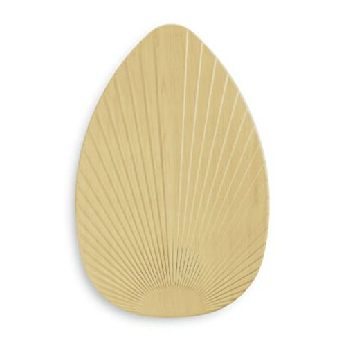 Palm Leaf Ceiling Fan Blades-Set of 5 (Natural)