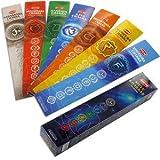 Hem 7 confezioni di incenso da 35g corrispondenti ai 7 Chakra