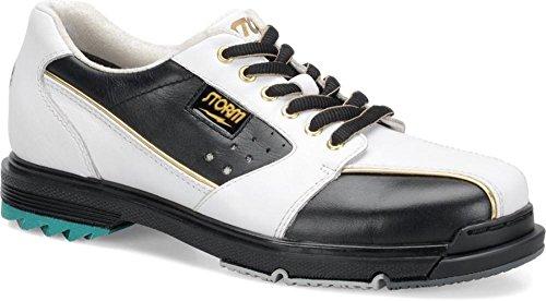 Storm SP3 Ladies Bowling Shoes White/Black/Gold Wide, 6.0