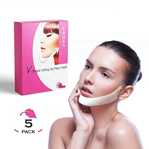 V Shape Face Mask -Lift Firming Chin Up Reduce Patch