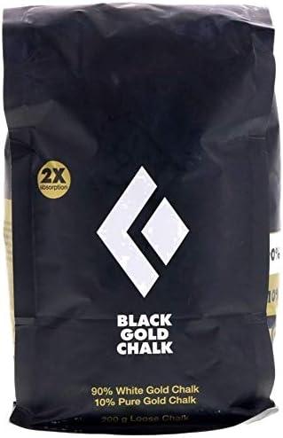 Black Diamond Black Gold Chalk Magnesium neu