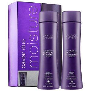 Alterna Caviar Moisture Hair Care Duo - 2 ct