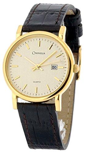 Orphelia Men's Quartz Watch 153-6012-23 153-6012-23 with Leather Strap