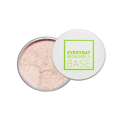 Everyday Minerals Semi-Matte Base, Rosy Ivory 1C