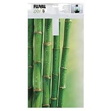 Fluval Chi Aquarium Background-Bamboo