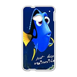 HTC One M7 Phone Case Cover Finding Nemo ( by one free one ) F65081