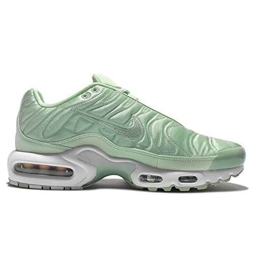 Nike Air Max Plus Se Womens Sneaker Verde Smalto / Smalto Verde-bianco