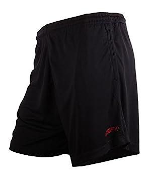 Padel Session Pantalon Corto Tecnico Negro: Amazon.es: Deportes y aire libre
