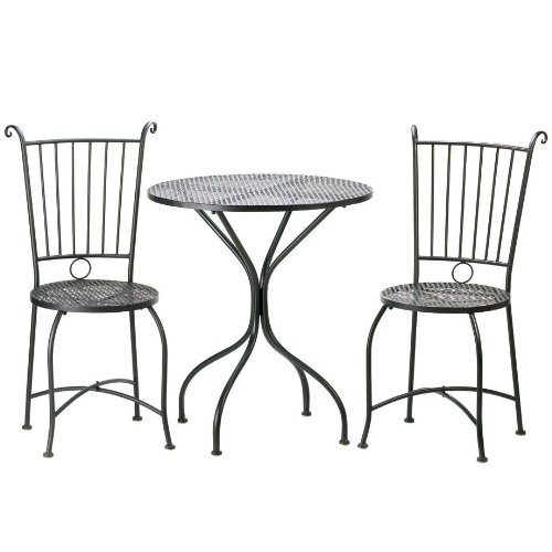 Outdoor Bistro Set by AEW