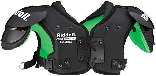 Riddell Quest Shoulder Pads