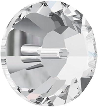 8 mm cristal à coudre Swarovski Pierre Qté 20