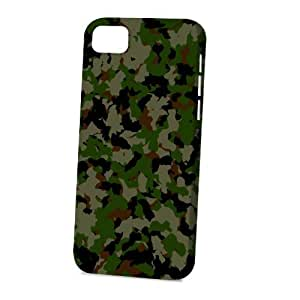 linJUN FENGCase Fun Apple ipod touch 5 Case - Vogue Version - 3D Full Wrap - Camouflage
