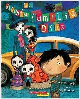 La Difunta Familia Diaz (spanish) by P.J. Bracegirdle (2014 ...