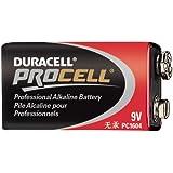 Procell 9V Alkaline Battery 1 Pack