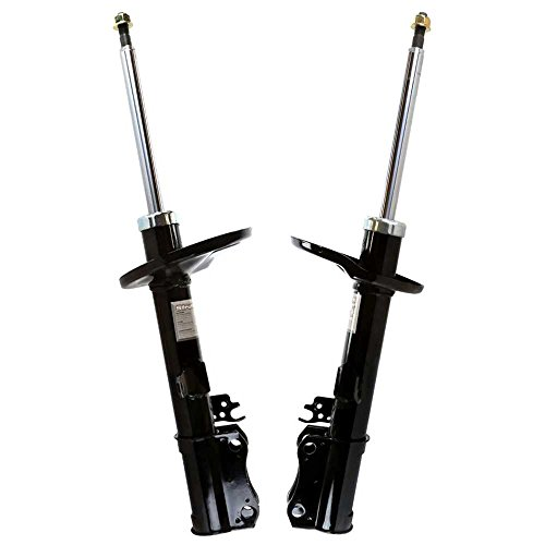 Rear Suspension Pair of Bare Strut Assemblies for 1992-2001 Toyota Camry