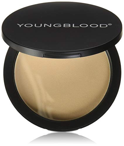 (Youngblood Pressed Mineral Rice Powder - Medium 8)