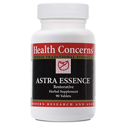 Health Concerns – Astra Essence – Restorative Herbal Supplement – 90 Tablets