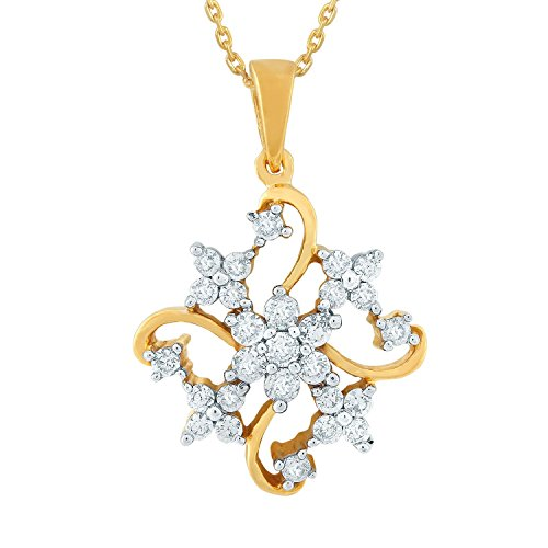 0.625 Ct Diamond Pendant - 1