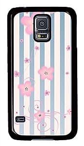 The Romantic Streak PC Black Hard Case Cover Skin For Samsung Galaxy S5 I9600