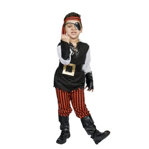 new Kids Child Boys Pirate Halloween Costume Size M 567  sc 1 st  Real Evaluation : boys pirate halloween costume  - Germanpascual.Com