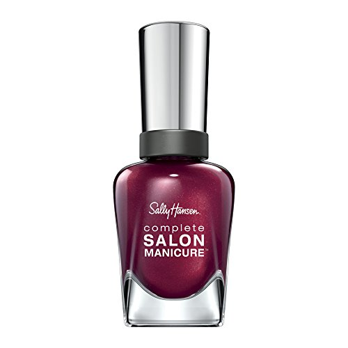 (Sally Hansen - Complete Salon Manicure Nail Color, Wine Not - 411/480)