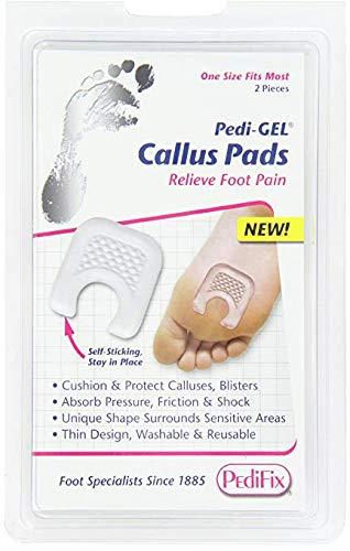 PediFix Pedi-Gel Callus Pads, 2-Count (2 Pack) (2)