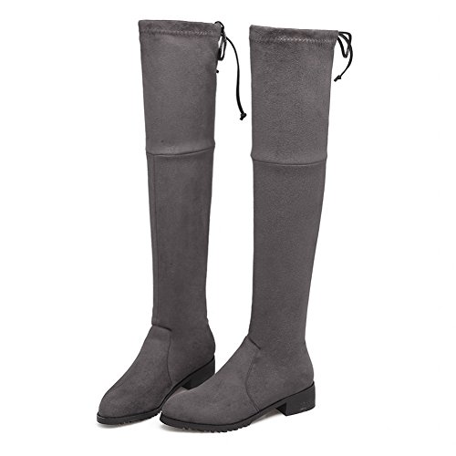 Sandales Compensées Balamasa Femme Gris Abl09345 RqwwzE5OxW