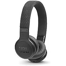Fone de ouvido Headphone JBL LIVE 400BT com assistente de voz (preto), com Alexa Integrada