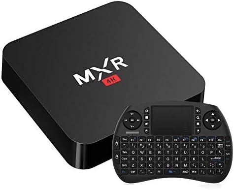 Bqeel AX9 Android 7.1 TV Box 1G RAM/8G ROM Quad-core Prozessor con 2.4G WIFI/4K/100M LAN/H.265/USB 3.0 Smart Tv Box: Amazon.es: Electrónica