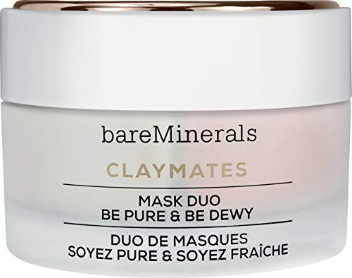 Claymates Mask Duo - Be Pure & Be Dewy