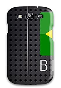 EXhdqAE5427urRFM AnnDavidson Awesome Case Cover Compatible With Galaxy S3 - Flag World Cup014