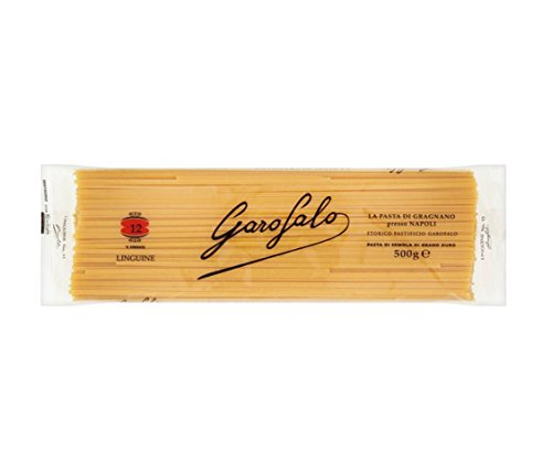 Garofalo Linguine 12 Pasta di Gragnano (Linguini Pasta compare prices)