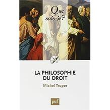 Philosophie du droit (La) [ancienne édition]