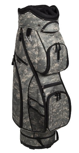 Pinemeadow Golf Digital Camouflage Cart Bag