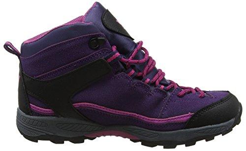 Lico Violet High pink Femme Hautes Chaussures De Griffin Lila lila Randonnée pink rrwqag