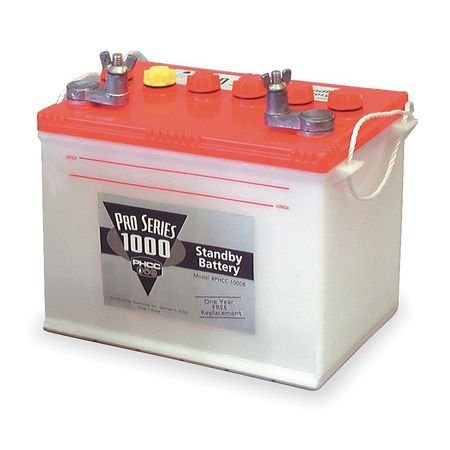 Battery, Deep Cycle by PHCC PRO SERIES