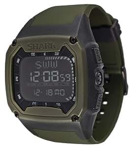 Freestyle 101181 - Reloj para hombres, correa de poliuretano color verde