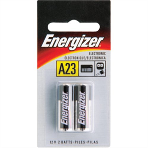 A23 Alkaline Batteries - Energizer (Pack of 2) Logistics 4330206343